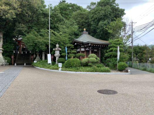 宝塚市 松尾神社