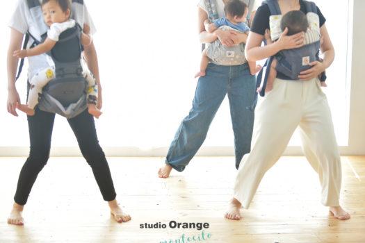兵庫 宝塚市 ベビーダンス教室