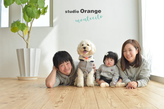 大阪市 家族写真