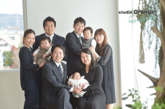 中山寺 お宮参り 写真撮影