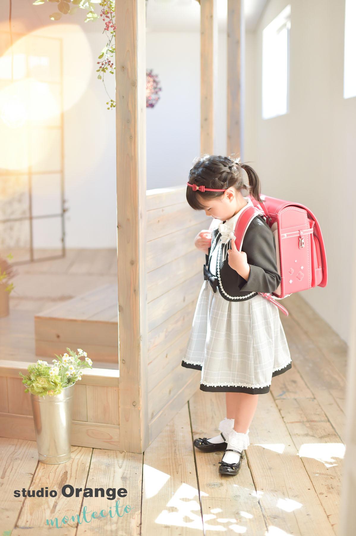 尼崎市 入学記念 入学式