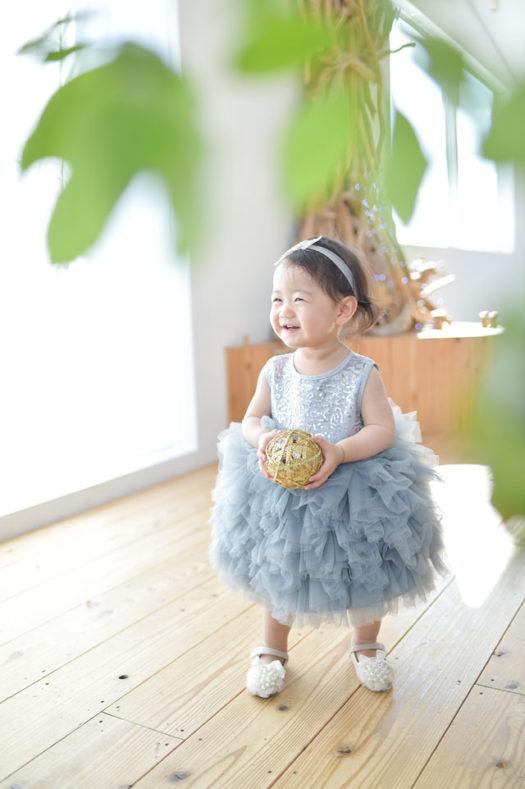 宝塚市 桃の節句 ドレス