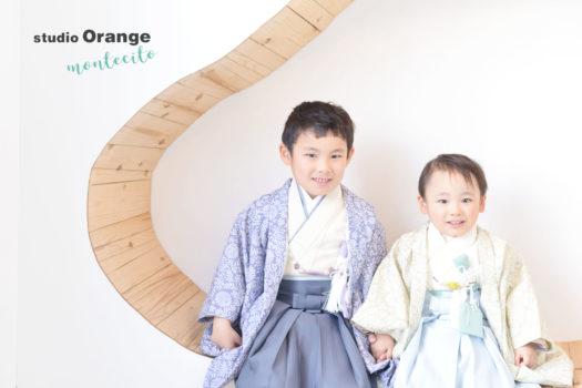 七五三 男の子 袴 オリジナル