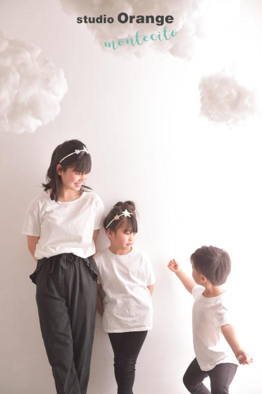 宝塚市 七五三 家族写真