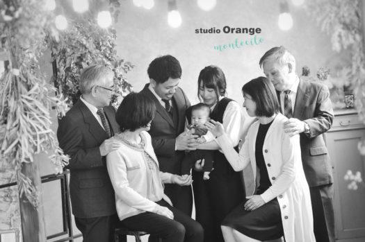 宝塚市 フォトスタジオ 写真館 スタジオオレンジモンテシート