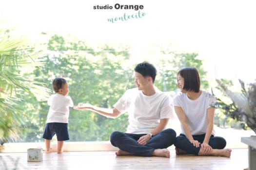尼崎市 家族写真 お誕生日写真