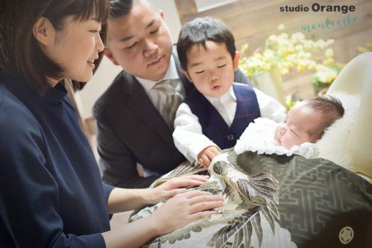 宝塚市 写真館 お宮参り 写真撮影