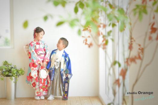 宝塚市 七五三 7歳 5歳