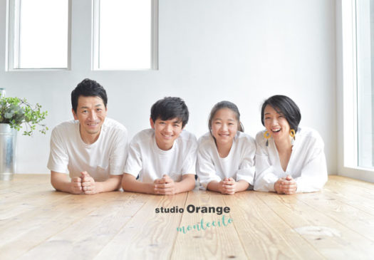 宝塚市 家族写真 ファミリーポートレート