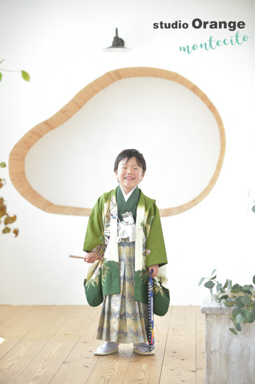 宝塚市 七五三前撮り