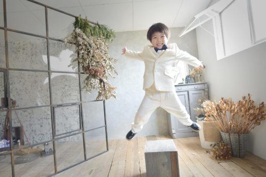 七五三 宝塚市 写真館 日本髪 フォトスタジオ スタジオオレンジモンテシート