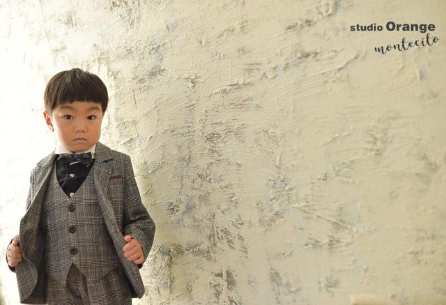 宝塚市 洋装 スーツ 七五三
