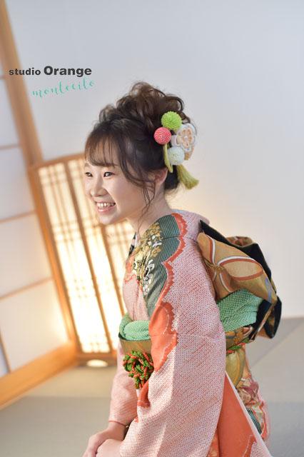 宝塚市 成人式 写真
