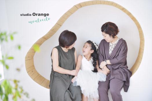 七五三 宝塚七五三 写真館 フォトスタジオ スタジオオレンジモンテシート