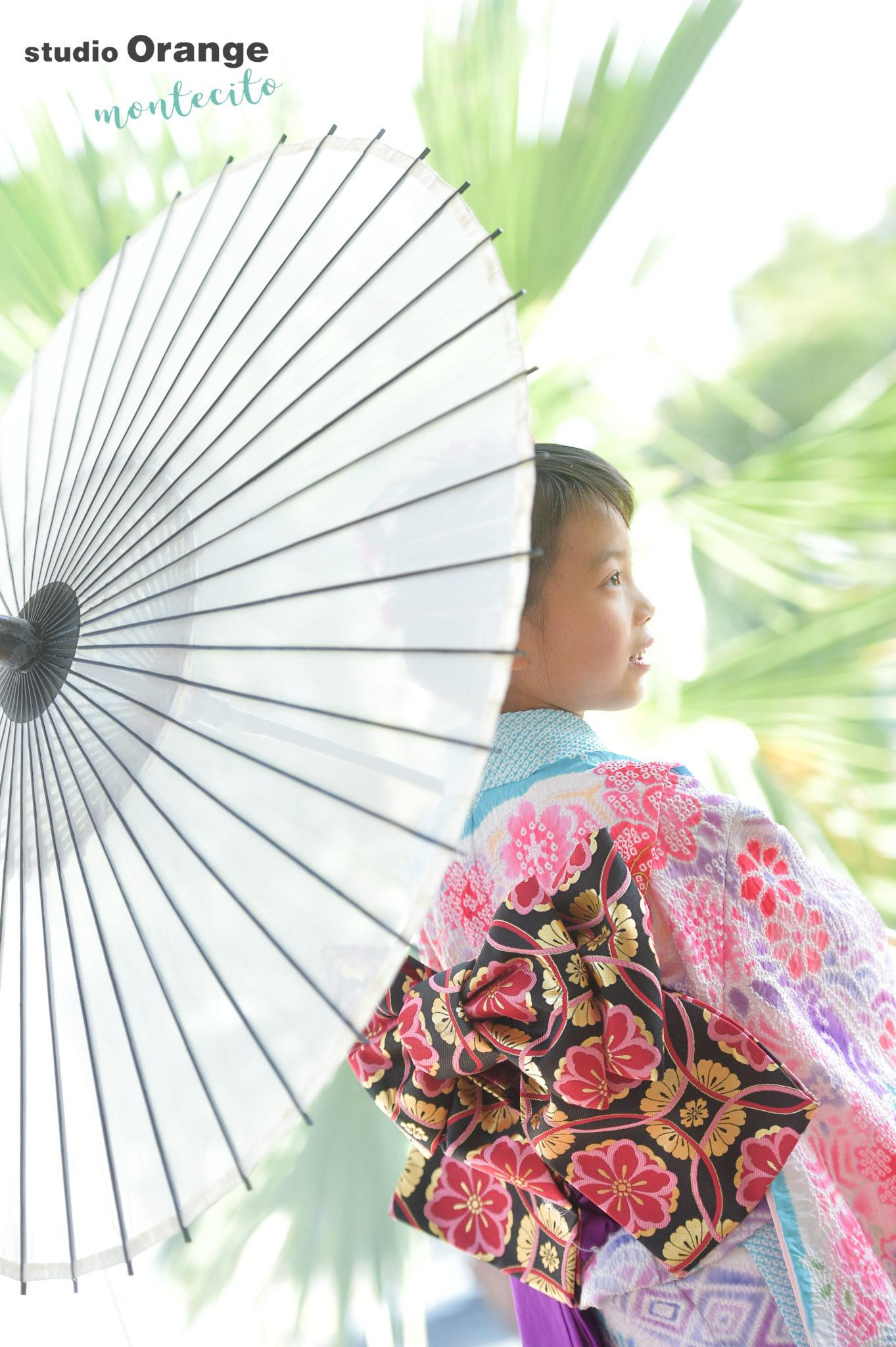 宝塚市 七五三 3歳女の子7歳女の子