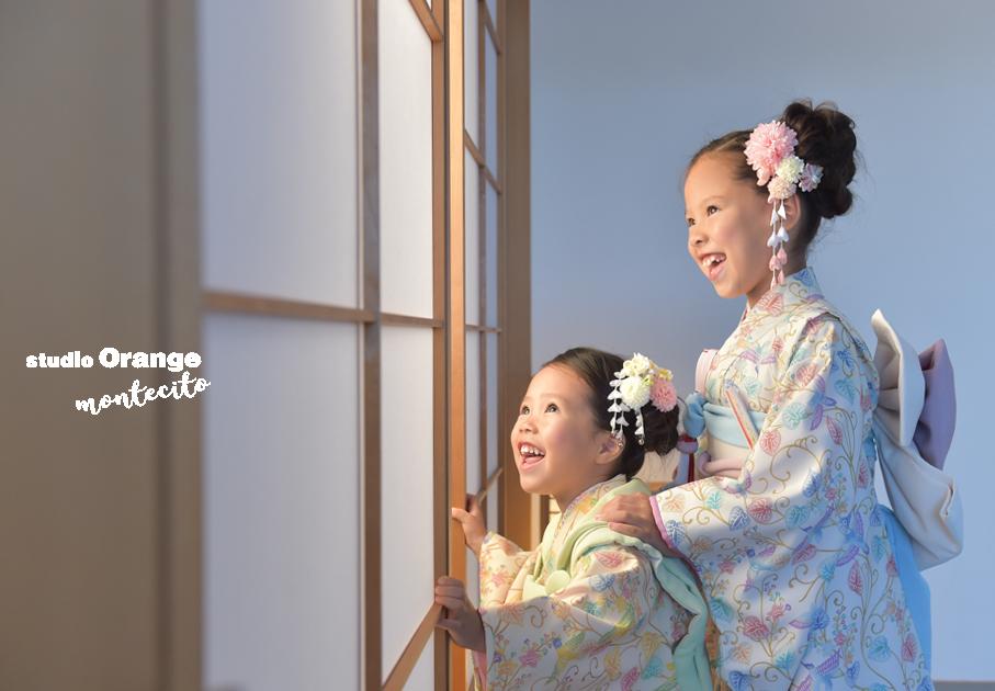 宝塚市 七五三 前撮り