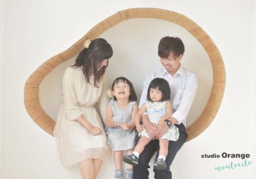 尼崎市 家族写真 ナチュラル