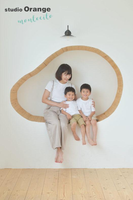 宝塚市 家族写真 ナチュラル