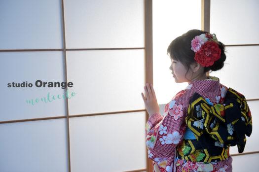 宝塚市 1/2成人式 着物