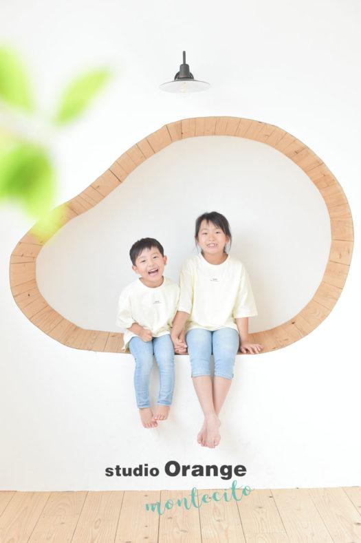 宝塚市 バースデーフォト 4歳男の子