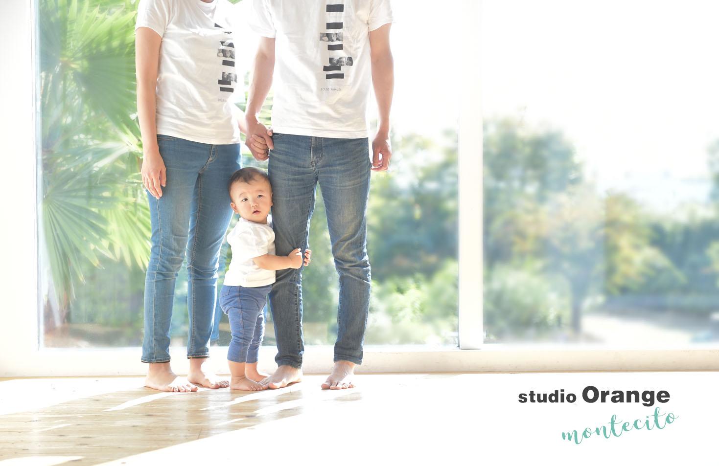 豊中市 家族写真撮影