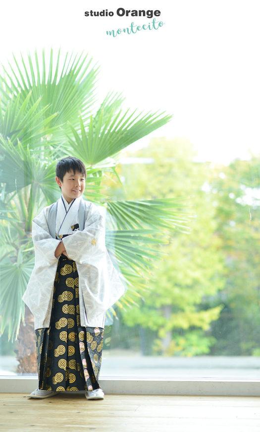 川西市 10歳記念 1/2成人式 写真撮影