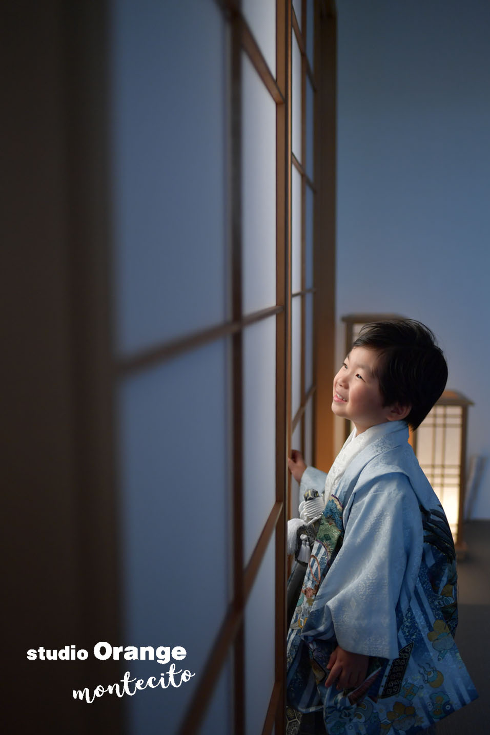 猪名川町 七五三フォト 3歳男の子