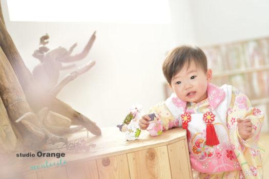 雛人形 節句 おひなさま ひな祭り 赤ちゃん 着物 ピンク