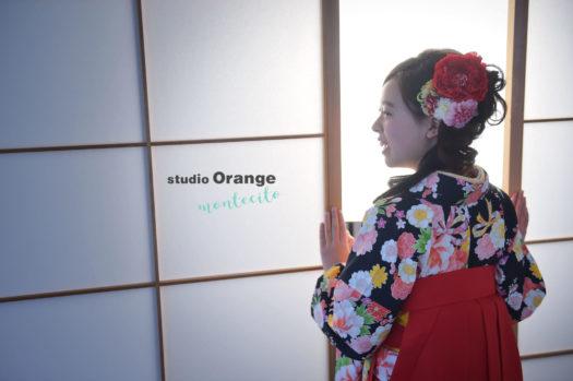 宝塚市 女の子 小学校卒業袴