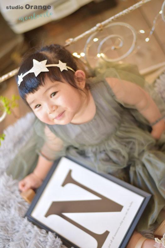 バースデー 誕生日 リンクコーデ 写真館 フォトスタジオ スタジオオレンジモンテシート