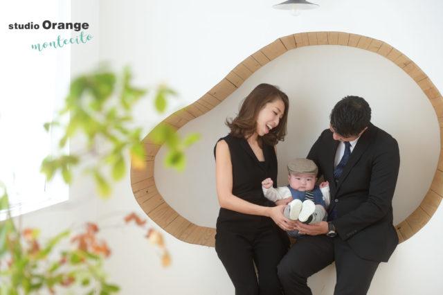 宝塚市 お宮参り 洋装