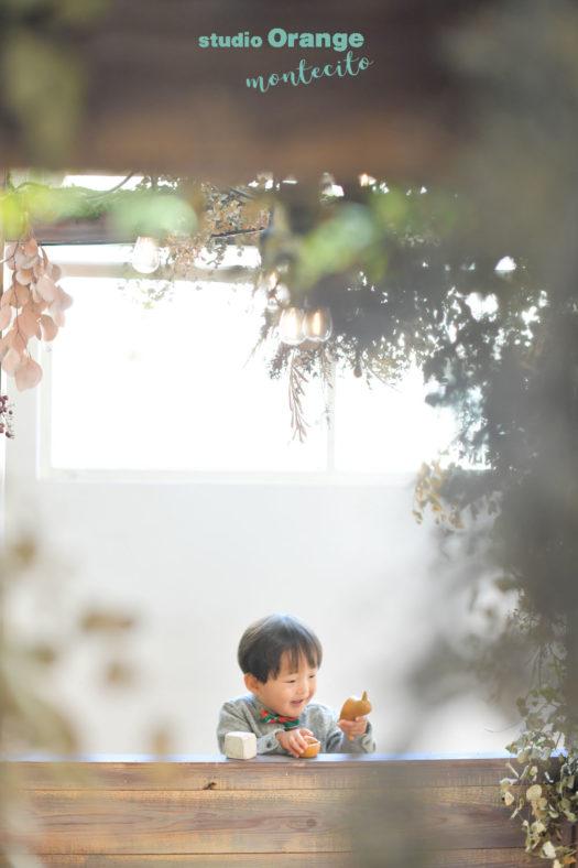 丹波市 お誕生日フォト 2歳男の子