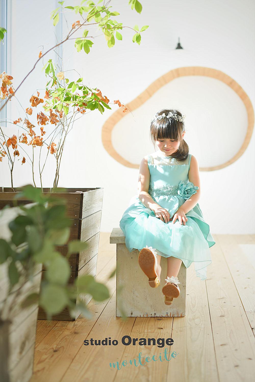 宝塚市 バースデーフォト 5歳