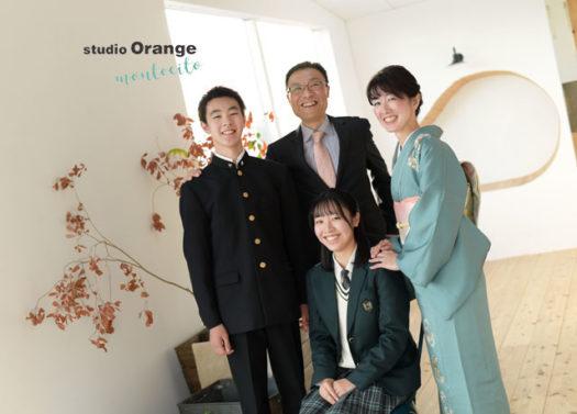 宝塚市 家族写真