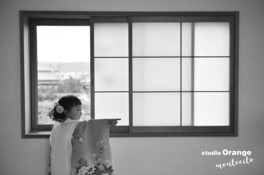 宝塚市 写真館 七五三 女の子