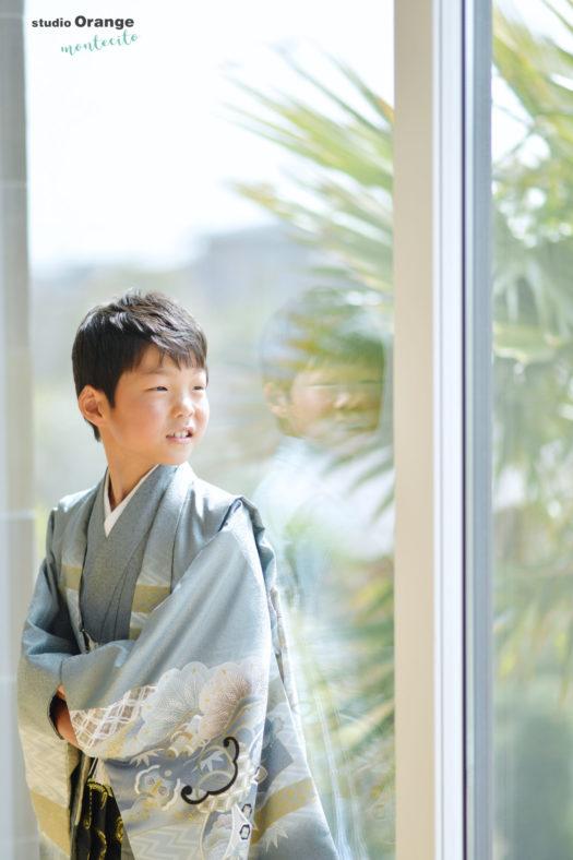 七五三 宝塚市 和装 写真館 フォトスタジオ スタジオオレンジモンテシート