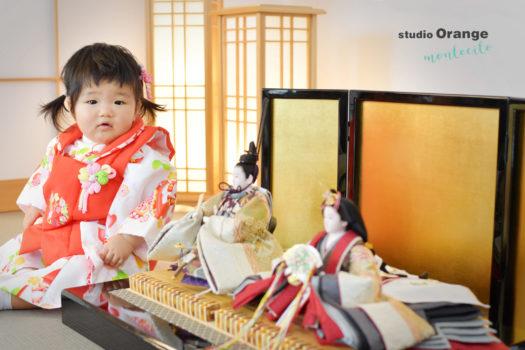 節句 宝塚市 写真館 フォトスタジオ スタジオオレンジモンテシート