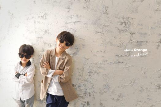 バースデーフォト 七五三 宝塚市 写真館 スタジオオレンジモンテシート
