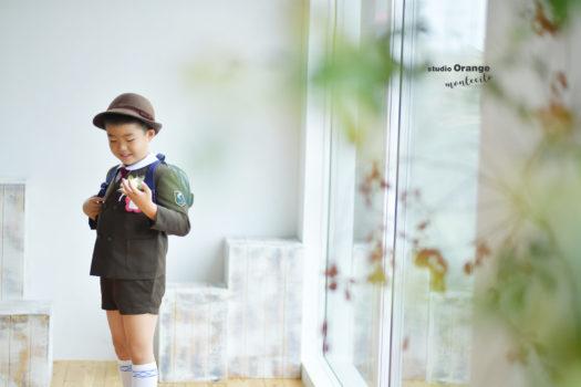 幼稚園卒園 制服 男の子