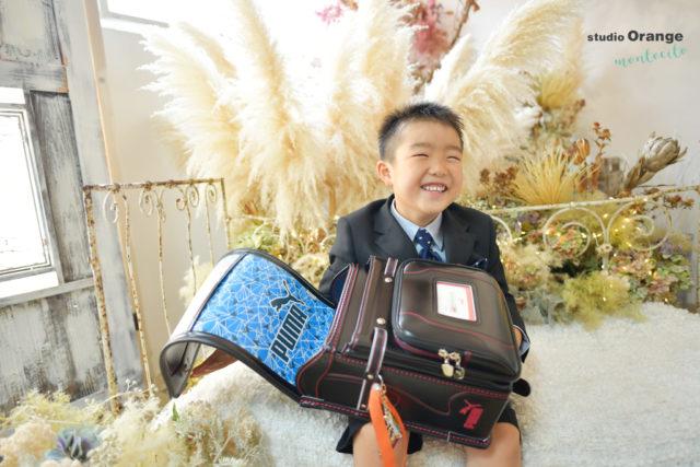 小学校入学 ランドセル 男の子