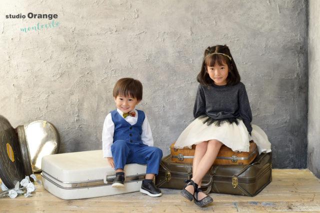 宝塚市 伊丹市 七五三 洋装 カジュアル
