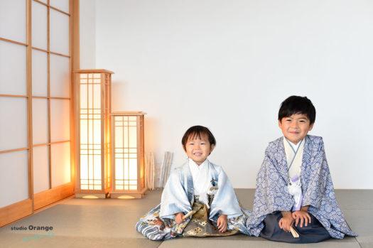 宝塚市 3歳5歳男の子 七五三