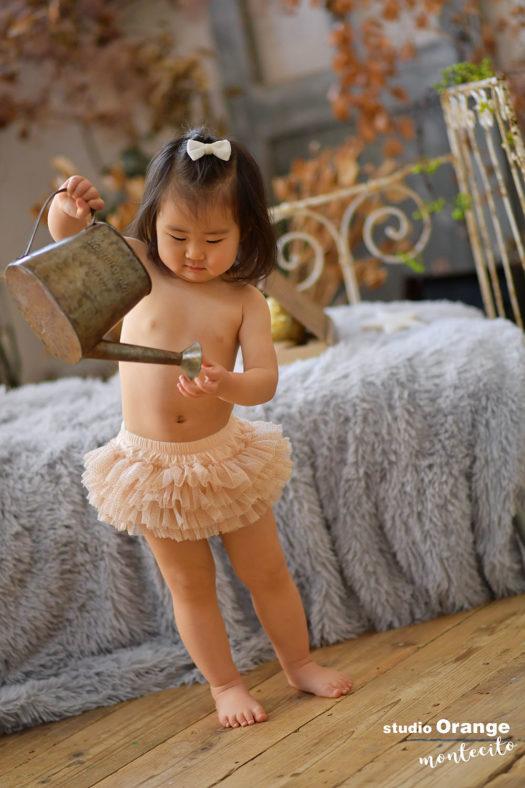 箕面市 1歳女の子 バースデー