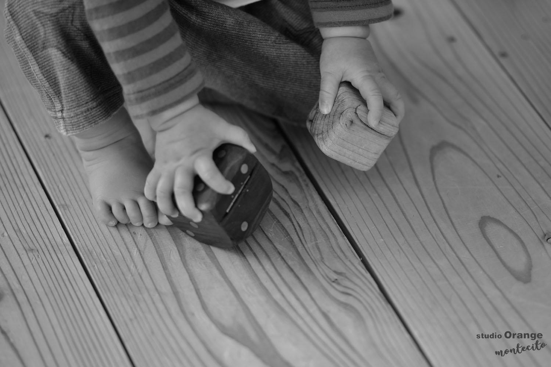 尼崎市 1歳男の子 お誕生日撮影