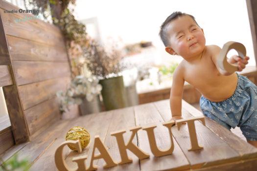 丹波篠山市 1歳男の子 お誕生日