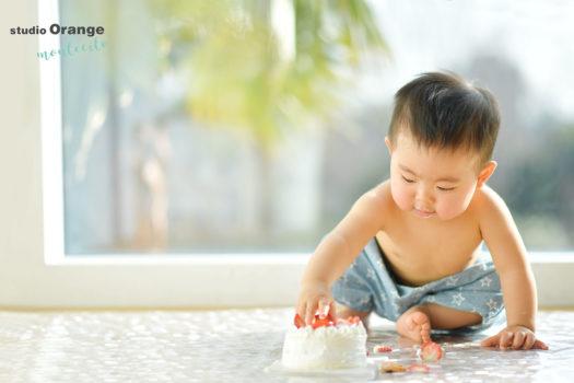 丹波篠山市 1歳男の子 バースデー