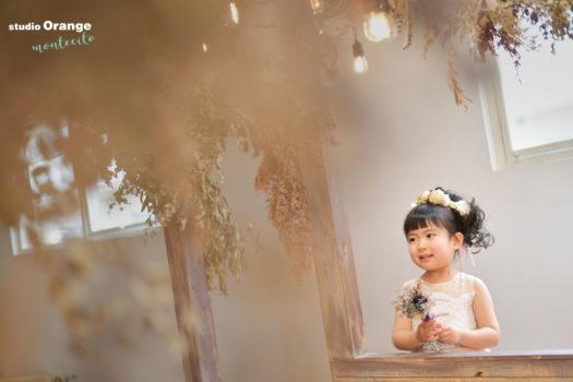 宝塚市 3歳女の子 七五三