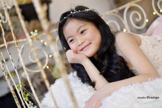 大東市 7歳女の子 七五三