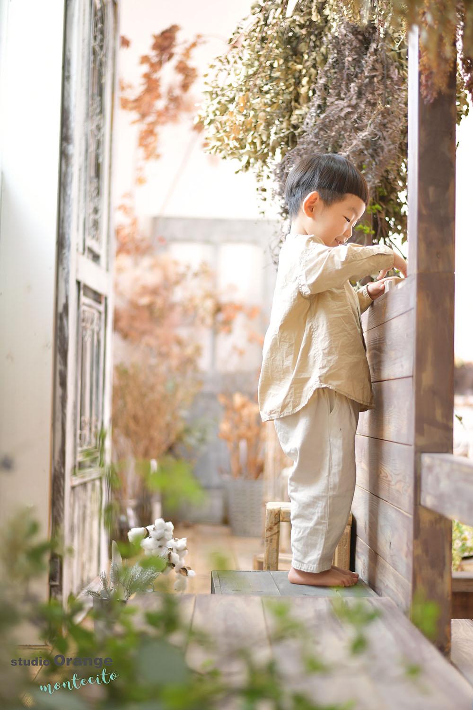 宝塚市 2歳男の子 バースデー