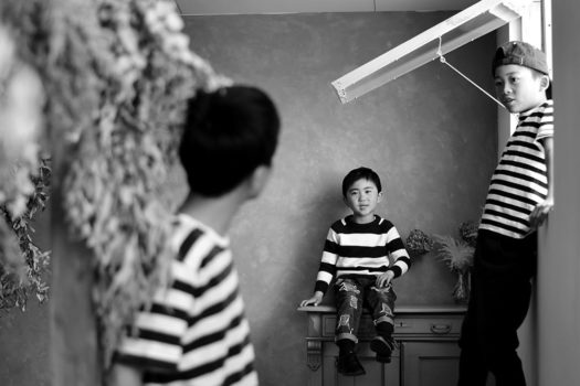 宝塚市 5歳男の子 七五三撮影